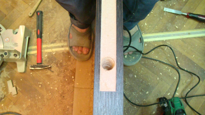 Инструмент для врезки замка в межкомнатную дверь своими руками 87
