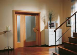 монтаж дверей и перегородок